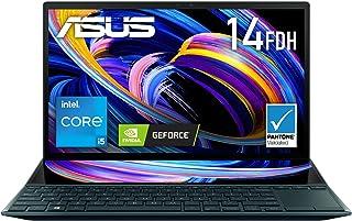 ASUS ノートパソコン ZenBook Duo 14 UX482EG(Core i5-1135G7/16GB・SSD 512GB/14インチ/MX450/1,920×1,080(FHD)/セカンドディスプレイ/WPS Office...