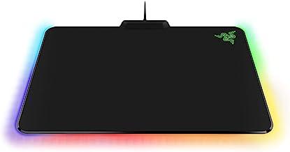 Razer Firefly Chroma Cloth Gaming Mouse Pad: Customizable Chroma RGB Lighting