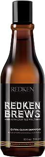 Redken Brew Extra Clean Shampoo, 300 ml