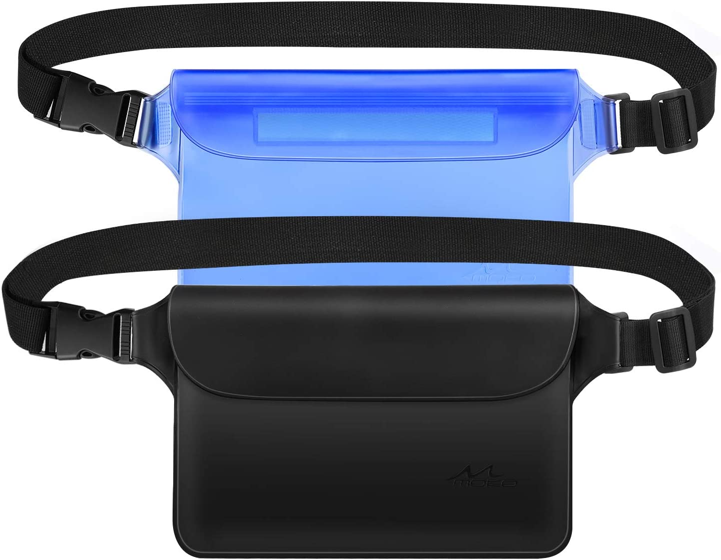 Discount mail order MoKo Waterproof Waist Bag Fanny Attention brand Pouch Pack 2