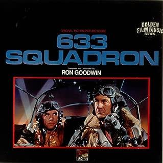 633 Squadron - Soundtrack