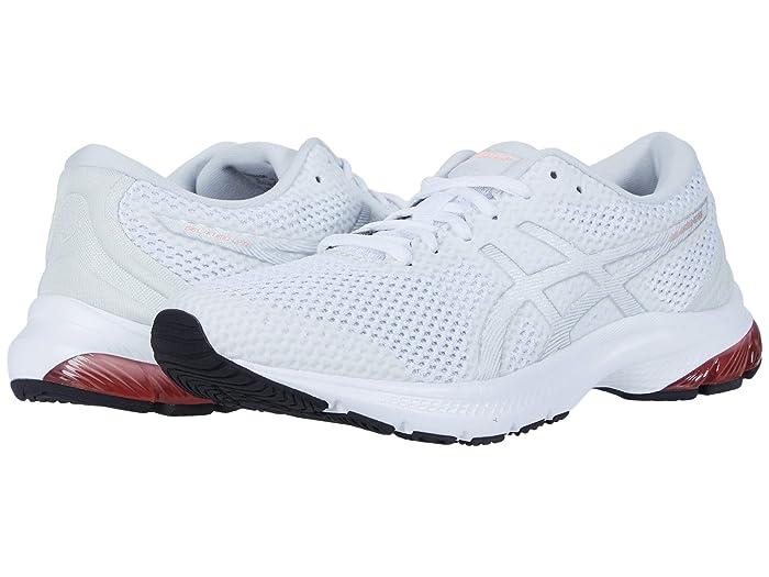ASICS  GEL-Kumo Lyte (White/Pure Silver) Womens Running Shoes