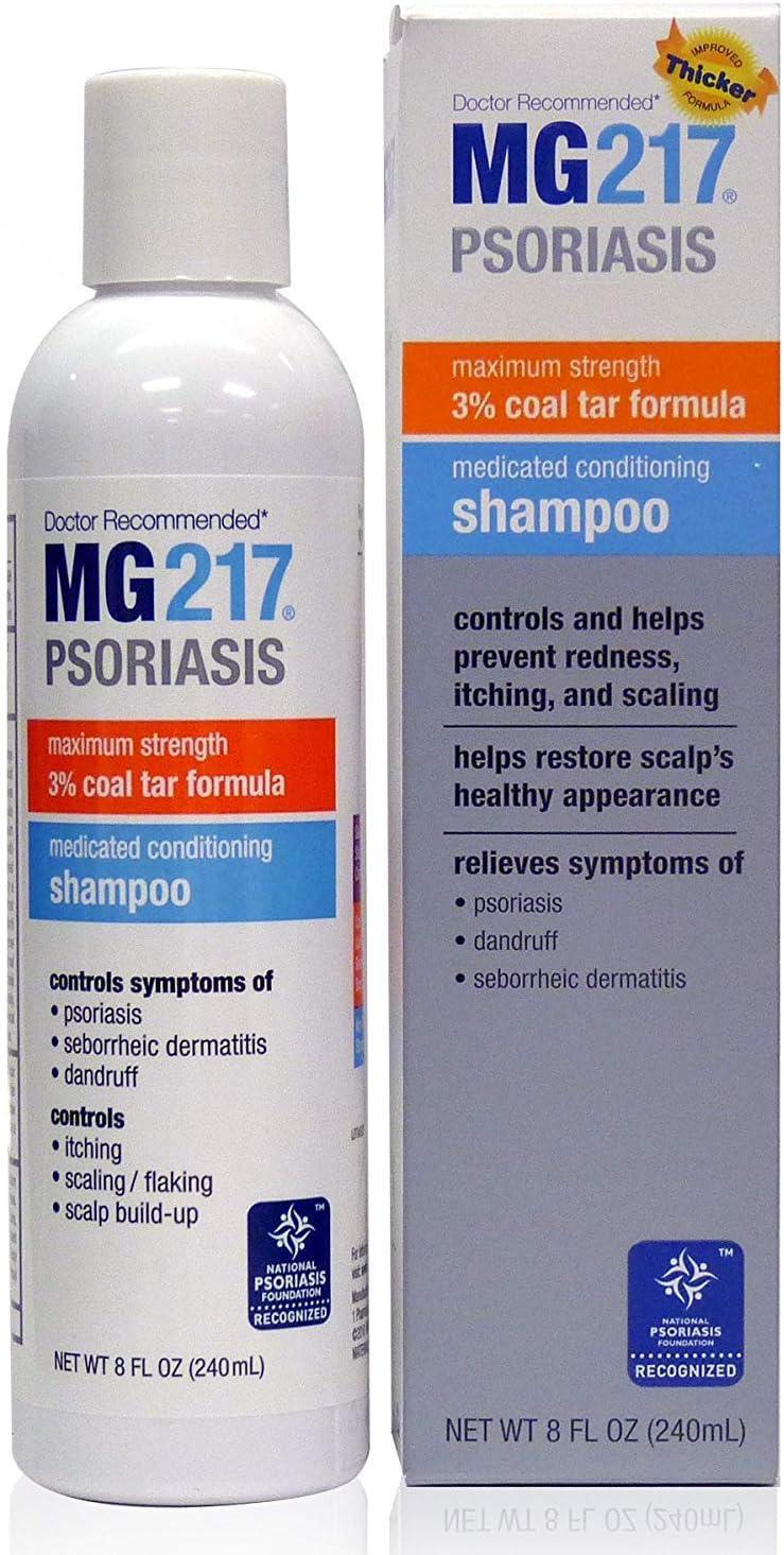 coal tar for psoriasis shampoo)