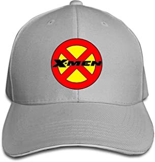 X Men Adjustable Sandwich Baseball Cap Hat