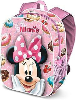 Minnie Mouse Yummy-Mochila 3D (Pequeña)