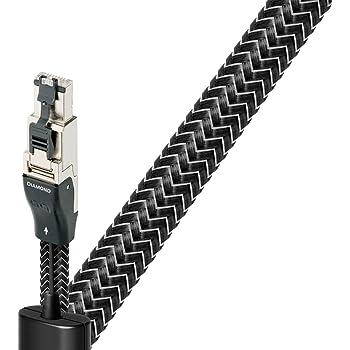 AudioQuest Diamond RJ/E Ethernet Cable - 2.46 ft. (.75m)