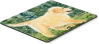 Caroline's Treasures Golden Retriever Mouse Pad/Hot Pad/Trivet (SS8859MP)