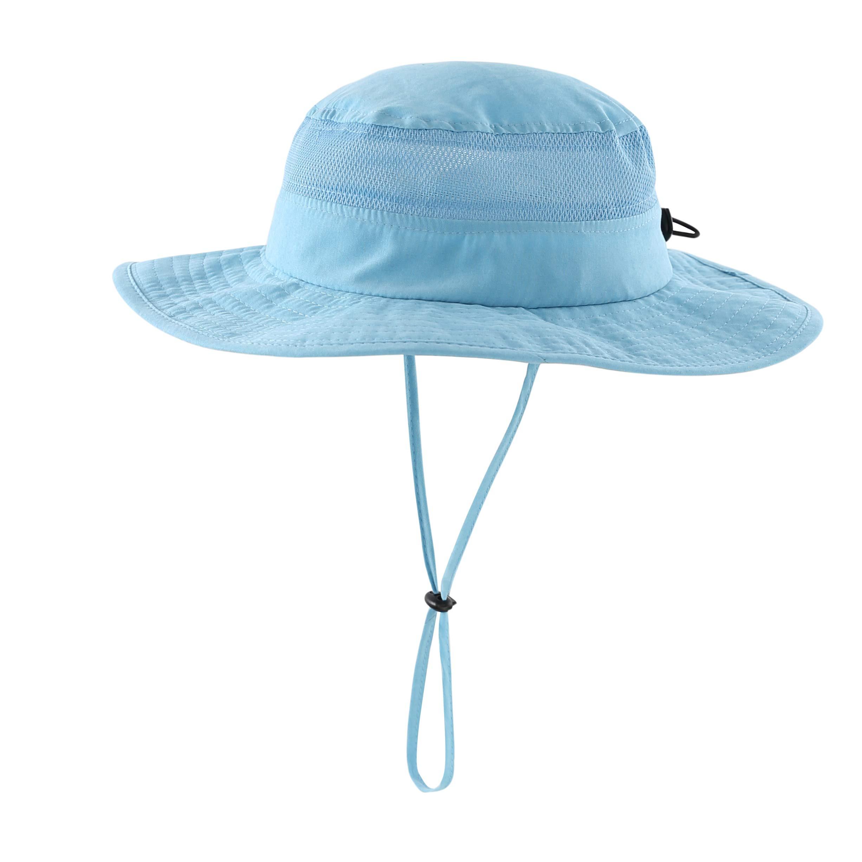 Bucket Sun Hat Wide Brim UV Sun Protection Hat Decentron Toddler Kids UPF 50