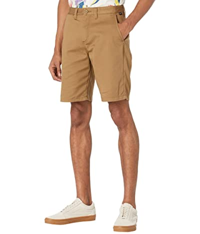 Vans Authentic Stretch Shorts (Dirt) Men