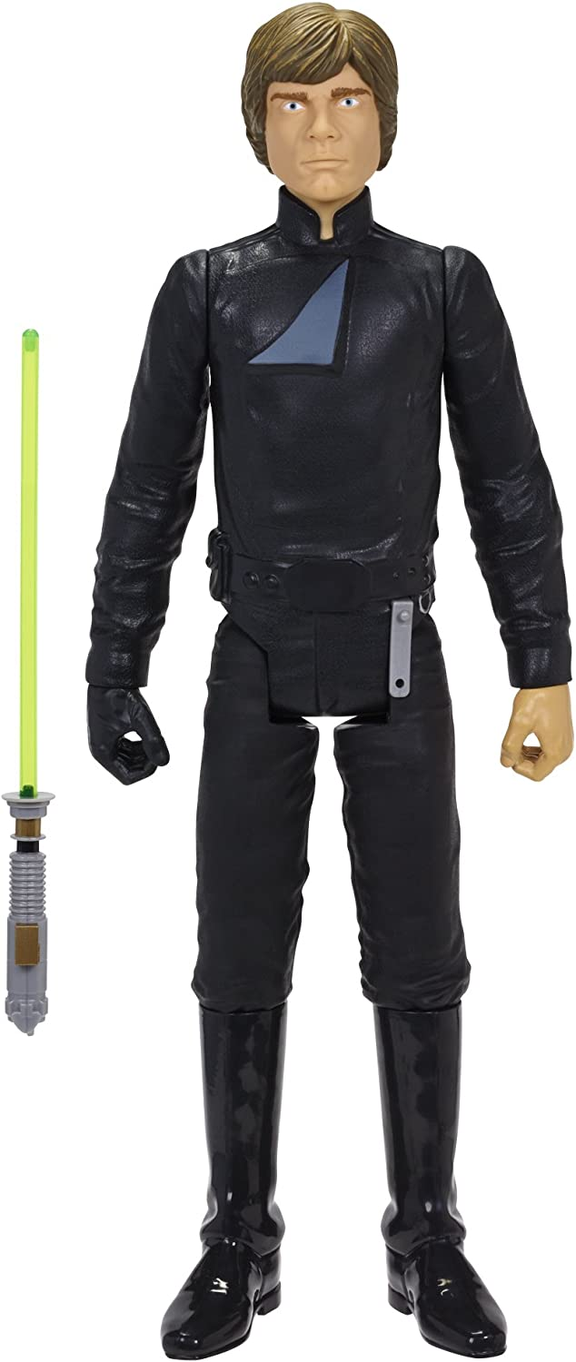 Jakks Pacific - Figurine Star Wars - Luke Jedi Knight 50cm - 0039897835747