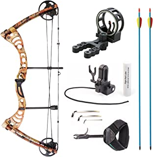 muddy girl pink camo compound bow