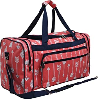 NGIL Themed Prints Canvas Carry on Shoulder 23