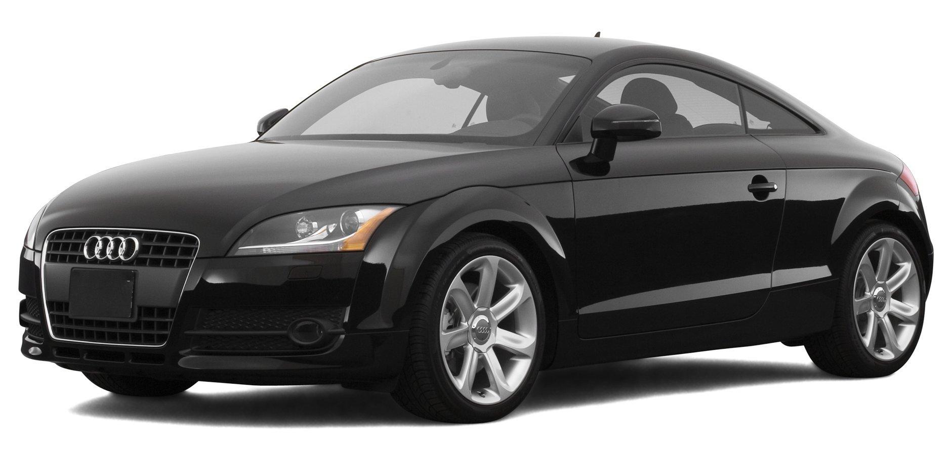 ... 2008 Audi TT 2.0T, 2-Door Coupe Automatic Transmission FrontTrak ...