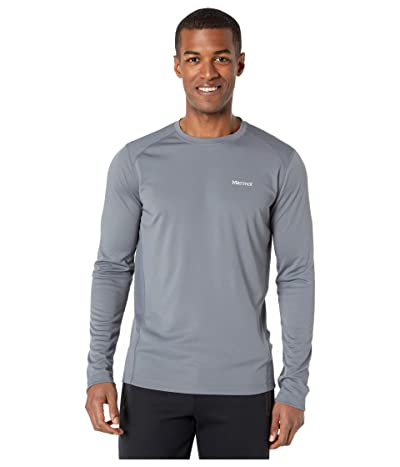 Marmot Windridge Long Sleeve (Steel Onyx) Men
