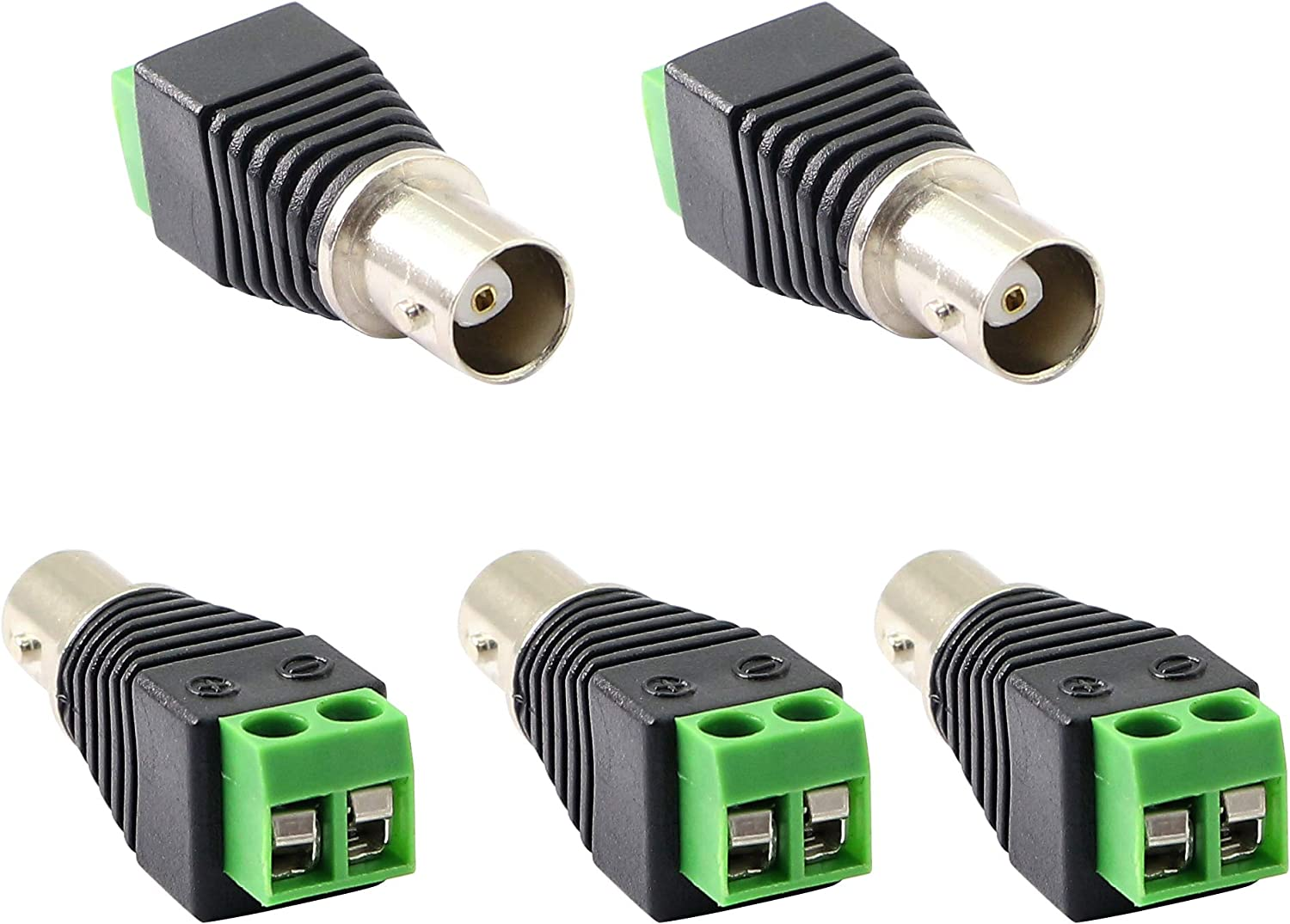 PNGKNYOCN BNC Portland Mall Female Selling and selling Connector to No 2 Screw Terminal Solder
