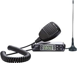 Midland 5 Watt GMRS MicroMobile Two-Way Radio – Long Range Walkie Talkie, & 142..