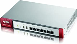 Zyxel Next Generation VPN Firewall with 2 WAN, 1 OPT, 4 LAN/DMZ Ports [ZYWALL110]