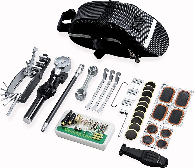 ORCISH 45PCS Bike Repair Max 89% OFF Kits sale Kit Tire Tool Bicycle