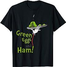 Dr. Seuss Green Eggs and Ham Title T-Shirt
