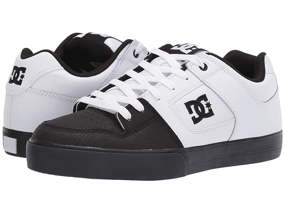 DC Pure (White/Black/Black) Men