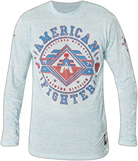 Curtis Graphic Long Sleeve T-Shirt for Men by Affliction