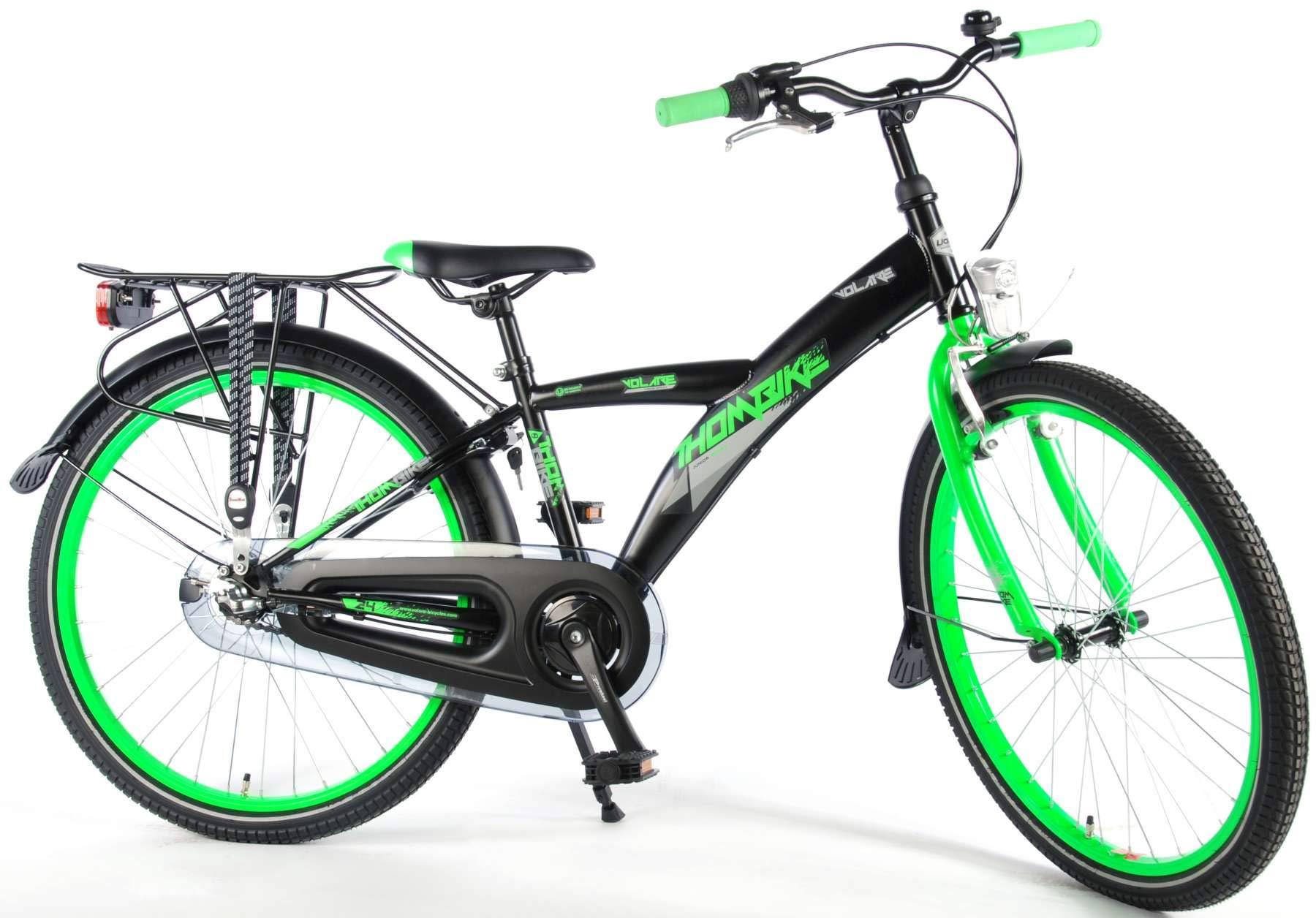 Bicicleta Niño Chico 24 Pulgadas Thombike City Freno Delantero al ...