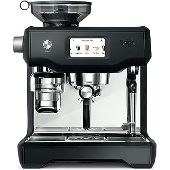 SAGE SES990 theOracle Touch, Cafetera espresso, Cappuccinatore, 15 Bar, negro: Amazon.es: Hogar