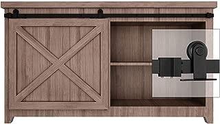 Best sliding barn cabinet door hardware Reviews