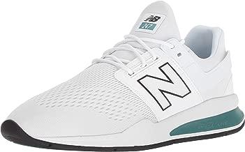 new balance hombre blancas 247