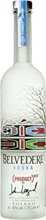 Belvedere Vodka RED Limited Edition by Esther Mahlangu 1 x 1.75 l