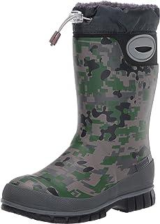 Western Chief Kids' Urban Camo Winterprene Boot Snow