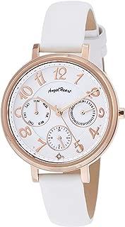 [エンジェルハート] 腕時計 Wish Star ホワイト文字盤 ソーラー電池 ダイヤモンド WS33P-WH レディース ホワイト