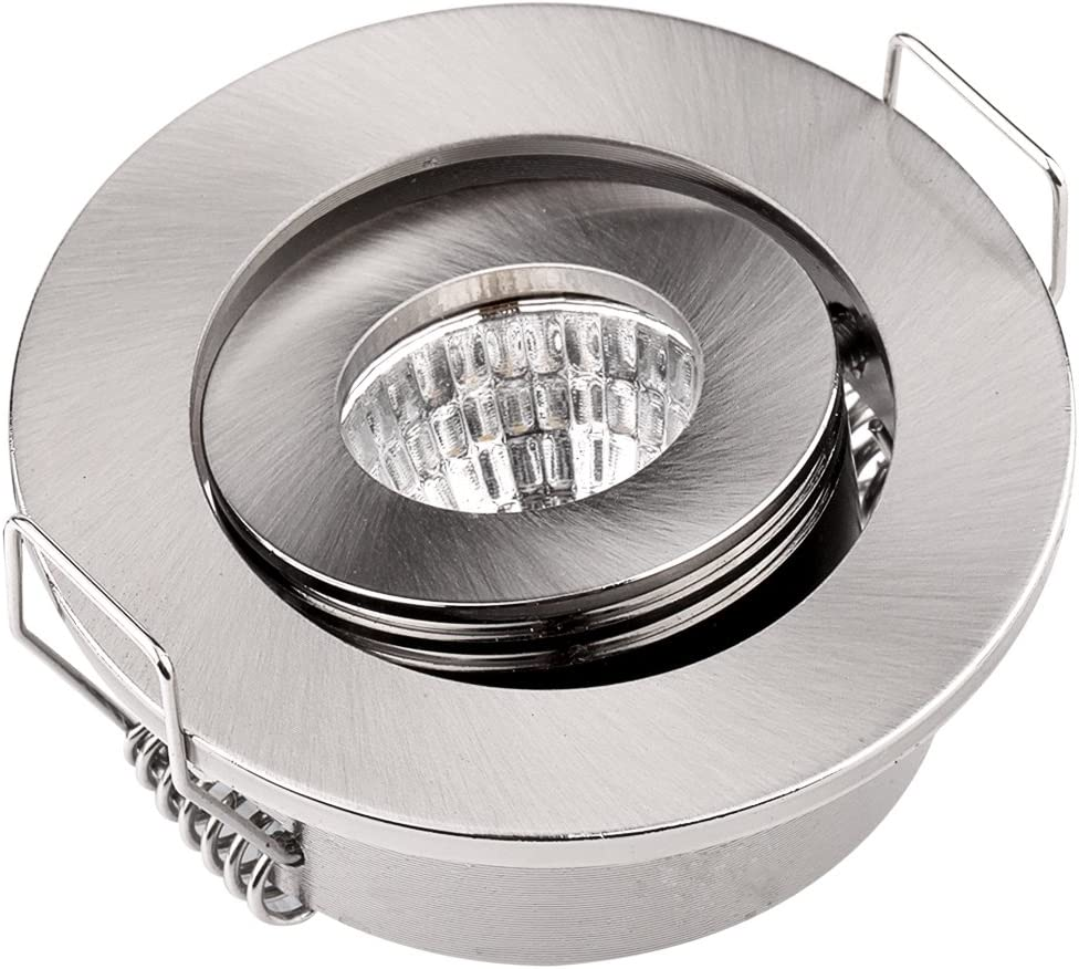 Pack of 10 3W COB LED NEW before selling Lights Recessed Max 90% OFF Adjustable Mini Downlights