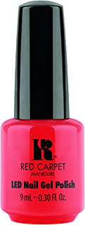 Red Carpet Manicure Gel Polish - It's a Luxe Life Holiday 2016 Collection - Red-y to Party - 9ml / 0.3oz