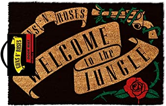 Guns N Roses - Welcome to The Jungle Outdoor Doormat