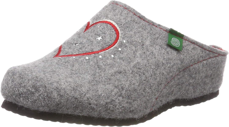 Dr. Brinkmann Damen-Pantolette grey 330149-9