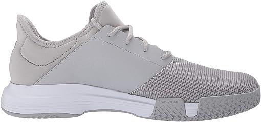 Grey Two/Signal Coral/Grey Three