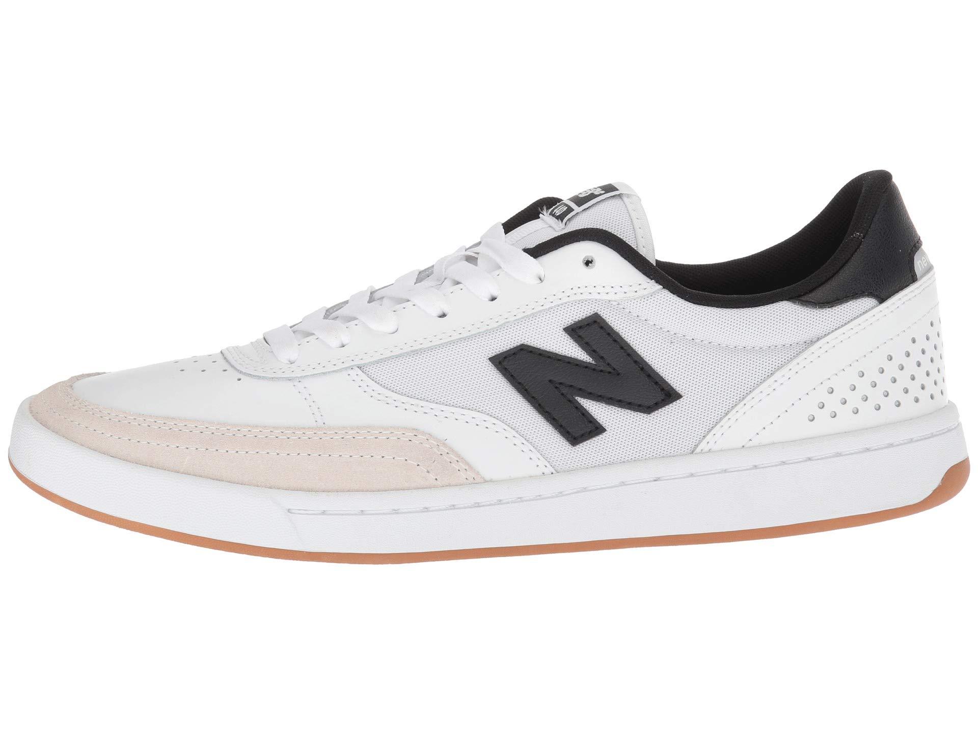 White New black Balance Numeric Nm440 wwFqZvx
