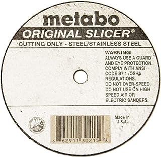 "Metabo Slicer Cut Off Wheel 6"" X .040"" Box 50"