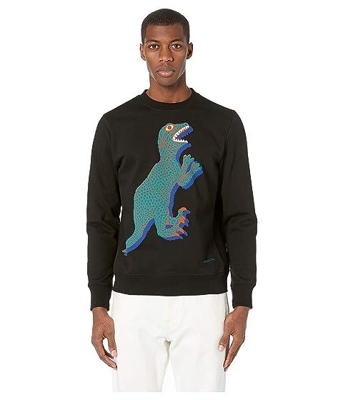 Paul Smith Regular Fit Large Dino Sweatshirt