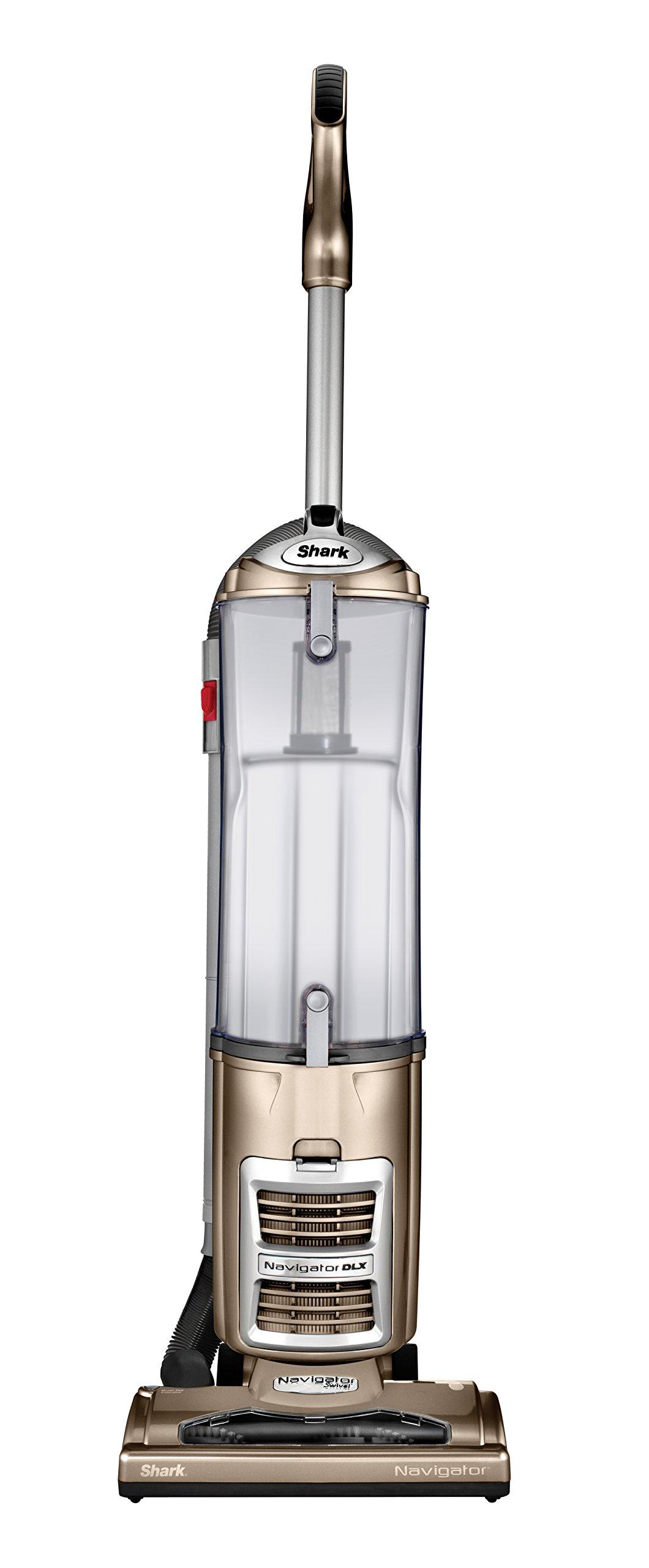 Shark Navigator Upright Vacuum Silver
