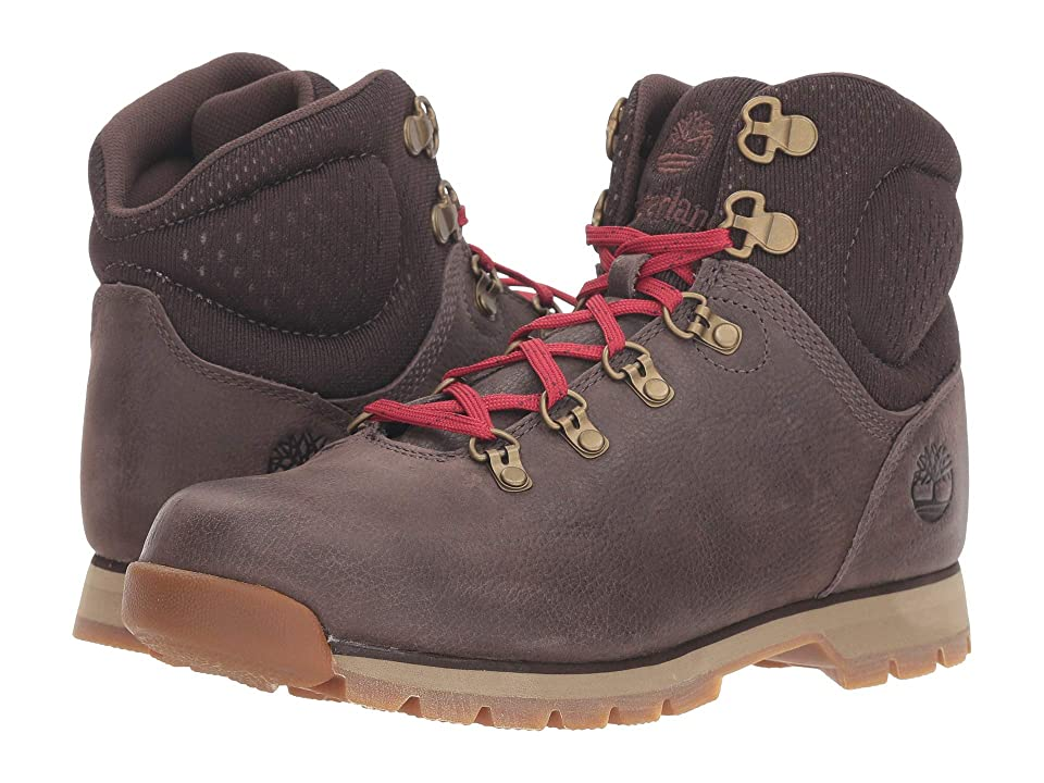 Timberland Alderwood Mid (Dark Brown Full Grain) Women