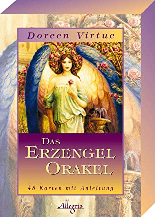 Das Erzengel Orakel. 45 Karten: Mit Anleitung