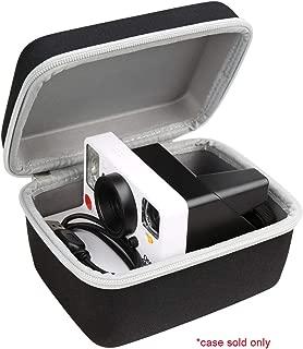 Aproca Hard Travel Storage Case for Polaroid Originals 9003/9008/9009/9016 OneStep 2 Instant Film Camera (Black)