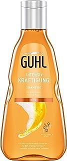 Guhl - Shampoo rafforzante intensivo, con birra, rafforza i capelli e dona volume, per capelli sottili e deboli, 250 ml
