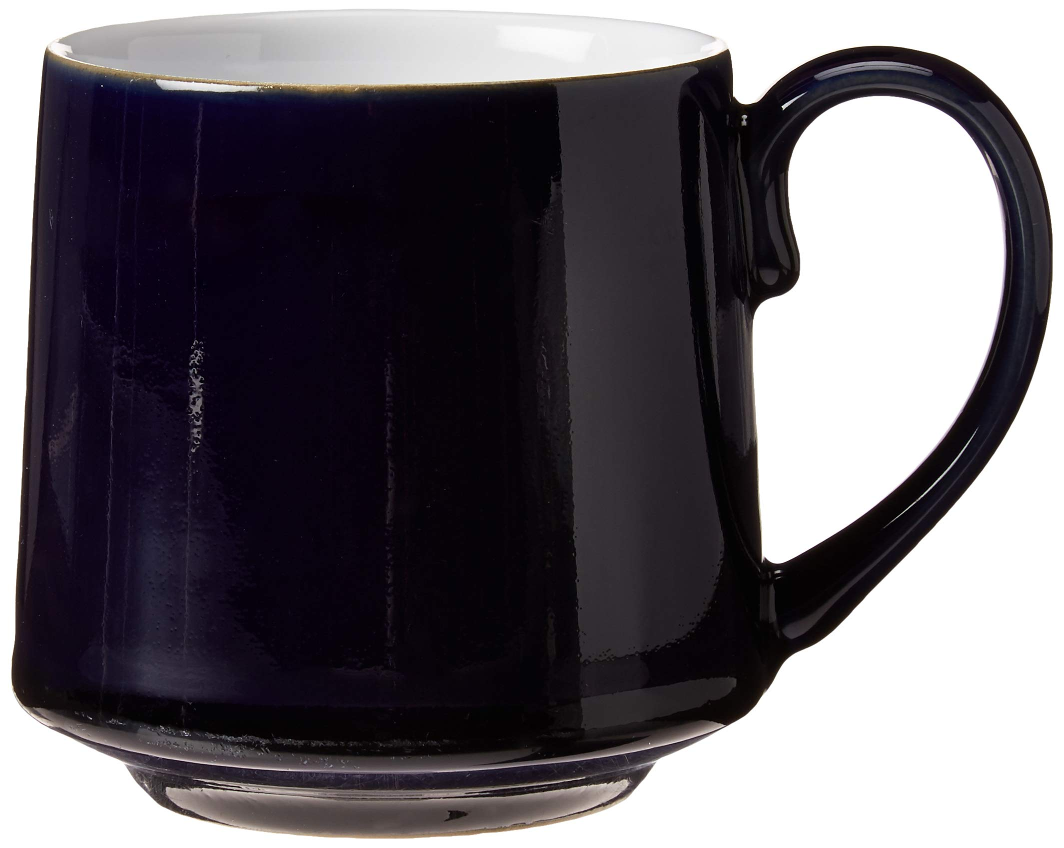 (0.5kg, Malmo Large Mug, Malmo) - Denby MLO-112 Malmo Large Mug, Blue, Medium