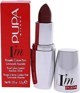 PUPA Im Pure-Colour Lipstick Absolute Shine (109 WALNUT)