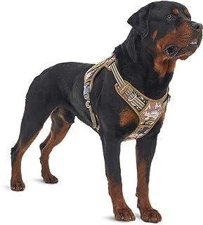 Auroth - Arnés táctico para perro, sin tirar, ajustable, a