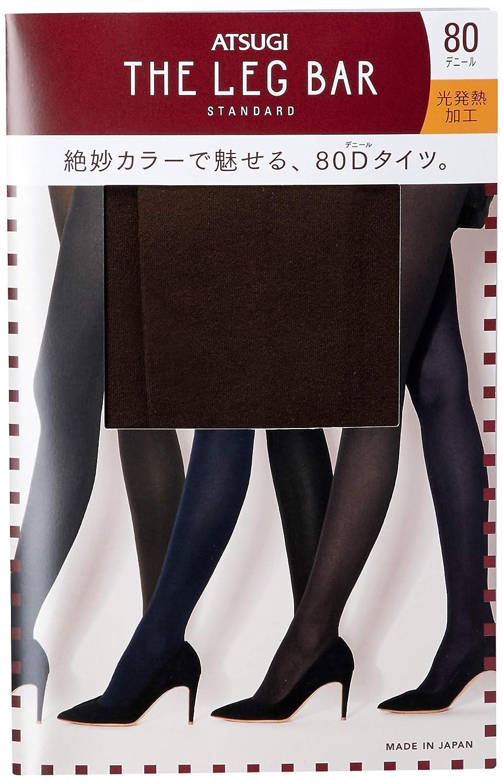 [アツギ] タイツ ATSUGI THE LEG BAR(アツギザレッグバー) カラータイツ 80デニール相当 アツギザレッグバー レディース