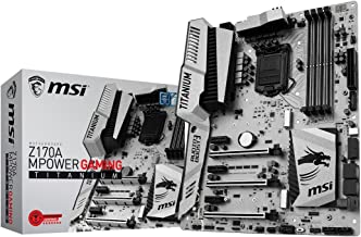 MSI Enthusiastic Gaming Motherboard